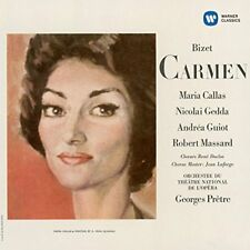 MARIA CALLAS-BIZET: CARMEN-JAPAN 2 SA CD HYBRID
