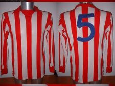Southampton Vintage Años 70 5 Jugador Camisa Camiseta Fútbol Trikot Jugador Matchworn