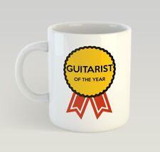 Guitarist Award Funny Mug Gift Novelty Humour Birthday Guitar Band