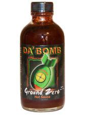 """""""DA' BOMB GROUND ZERO"""" - SUPER HOT Chilli Sauce!"""