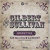 Arthur Sullivan - Gilbert & Sullivan Operettas (2015)