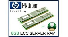 8GB (2x4GB) FB-DIMM ECC Memory Ram Upgrade for HP Proliant ML370 G5 Server