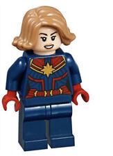 LEGO CAPTAIN MARVEL, MINI FIGURE, GENUINE, AVENGERS, DISNEY, 76127