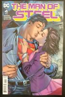 The MAN of STEEL #4 (of 6) (2018 DC Comics) VF/NM Book
