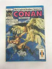CONAN #9 - Foreign Comic Book - 1990s 90s - VERY RARE - 6.0 FN