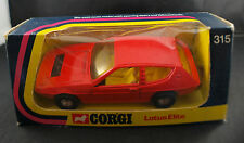 Corgi n°315 ◊ Lotus Elite ◊ 1/36 ◊ boxed / en boîte