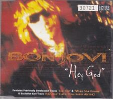 Bon Jovi : Hey God. Limited Edition CD Single.