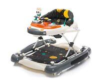 Fillikid Lauflerngerät 2in1 Spielecenter + Gehfrei Lauflernwagen Lauflerngerät
