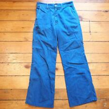 Vintage Sir Guy Blue Denim Jeans 1970's Mens 32 x 34