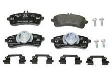 Brake Pad Set Genuine 0084200720 For Mercedes R231 SL63 AMG 13-16 SL65 AMG 13-17