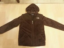 Girl's THE NORTH FACE OSO Fall Winter Jacket Brown Size XL 18