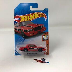 '87 Buick Regal GNX #218 * Red * 2021 Hot Wheels Case M * G8