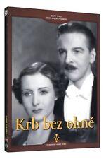 Krb bez ohne 1937 Hana Vitova Czech Drama DVD .