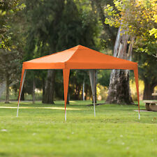 BCP 10x10ft Outdoor Portable Pop Up Canopy Tent w/ Carrying Case