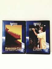 Discovery Channel: Forbidden City The Great Within & Queen Of The Elephants. DVD