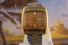 Seiko Gold plate 6106 5400 Day/Date Men's Auto Sea Lion 011411