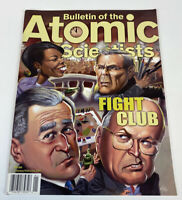 Bulletin of the Atomic Scientists Magazine January/February 2003 Fight Club