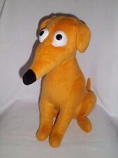 Universal Studios Plush Santas Little Helper Simpsons Dog Stuffed Animal Toy