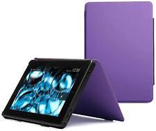 NuPro Purple Delgado De pie Estuche Para Amazon Kindle Fire HD 7 4th generación - 2014 (02 T)