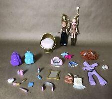 2002 MGA Lil Bratz Dolls With Accessories - 26pc Lot