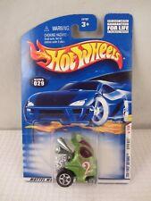 Hot Wheels  1st Editions  2001-029a  Hyper Mite  Green  NOC 1:64  (1117)  28757