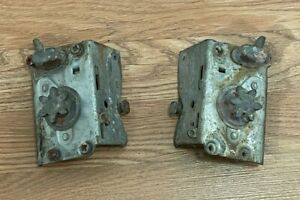1955 Ford - Mercury 2 Door Assembly Latch Pair