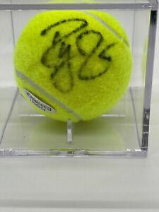 Roger Federer Original Hand Signed Autographed Penn Tennis Ball w/COA