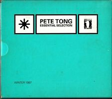 PETE TONG- Essential Collection- Best Of Winter 1997- 2 CD (Goldie/Roni Size)