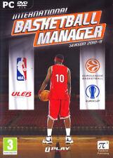 International Basketball Manager PC ALTRI