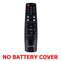 OEM Sanyo TV Remote Control for DP50843 (No Cover)
