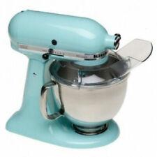 KitchenAid Tilt Back Head Stand Mixer 325 Watt 5 Quart Ice Rk150ic Ice Blue