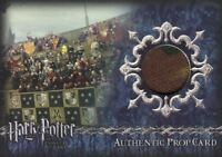 Harry Potter Goblet Fire Update Stadium Banners Prop Card HP P7 #177/425