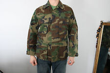 Mens US Military Army Button Down Shirt