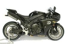 R&G White Crash Protectors - Aero Style for Yamaha YZF-R1 2009