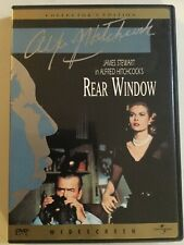 Rear Window - Dvd Alfred Hitchcock Classic Movie with Jimmy James Stewart