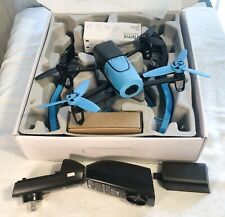 Parrot Bebop Quadcopter Camera Drone 14MP Full HD 1080p Blue In BOX