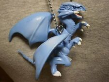 Yugioh Blue Eyes Dragon Figure Charm Necklace Anime Collectible Jewelry