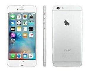 APPLE I PHONE 6S (64GB) – WHITE/SILVER – UNLOCKED – GRADE A CONDITION