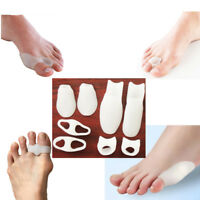 8Pcs Bunion Corrector & Toe Spacer for Big Toe Straighter Foot Protector D0149