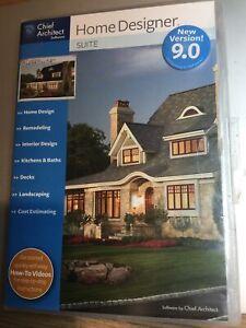 Chief Architect Software Home Designer Suite 2010 version 9.0