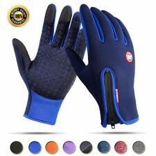 -10 ℃ Winter Thermal Ski Gloves Touchscreen Waterproof Snow Motorcycle Women Men