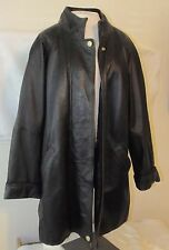 Venezia Women's Regular Leather Basic Coats & Jackets