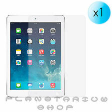 1 x cover PROTECTOR SCREEN ULTRA CRYSTAL CLEAR TABLET FOR IPAD AIR LCD