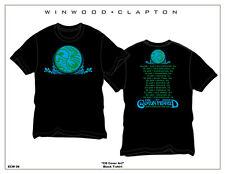 Eric Clapton Steve Winwood 2009 Yinyang T-Shirt Xl