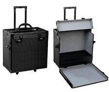 Aluminum Travel Case Jewelry Tray Organizer Trade Shows