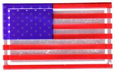 "Reflexite Helmet Decal American Flag 3.25"" x 2"""
