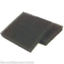 Compatible Carbon BioCarb Juwel Aquarium M COMPACT/BIOFLOW 3 Filter Foam Sponge
