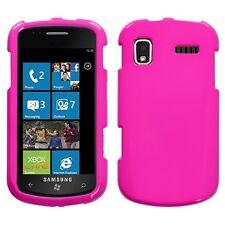 Shocking Pink Hard Case Cover for Samsung Focus i917
