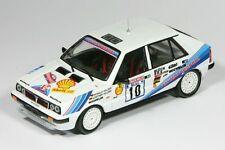 1:43 Lancia Delta HF 4WD - Roland Holzer - Hunsrück Rallye 1987 - Sondermodell