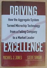 Driving Excellence - Michael Jones 2006 Business Wirtschaft Buch Bücher